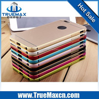2014 new arrivals for iphone 6 bumper aluminum, bumper case for iphone 6