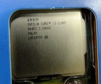 Intel Core i3-2100T Processor(3M Cache,2.5Ghz)