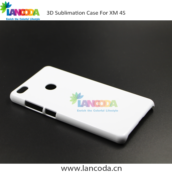 sublimation mobile heat transfer phone case for XM Mi 4S