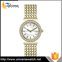 New design fancy ladies japan movt diamond quartz watch