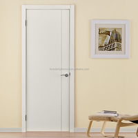 PVC Laminated Bathe Room Door Price