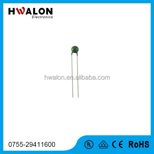 PTC Thermistor resistor for thermal protected PR6