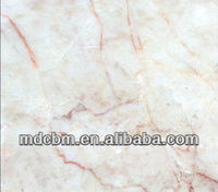 2013 hot selling new beige marble stone used floor tile