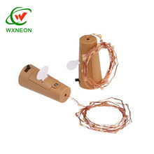 Wine Bottle Electric Sting Lights with Copper Wire