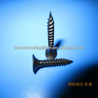 galvanized drywall screw,black drywall screw made in China with high quality and competitive price