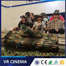 Thrill Rides 4D 5D Cinema Systems Virtual Reality Egg Cinema Equipment 9D VR