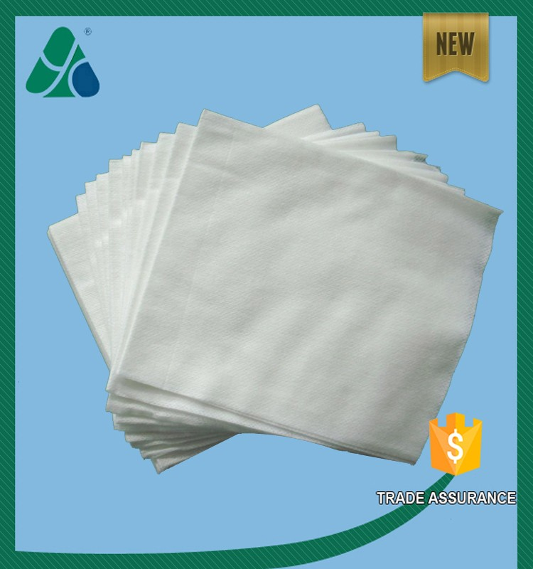 how to clean white polyester fabric