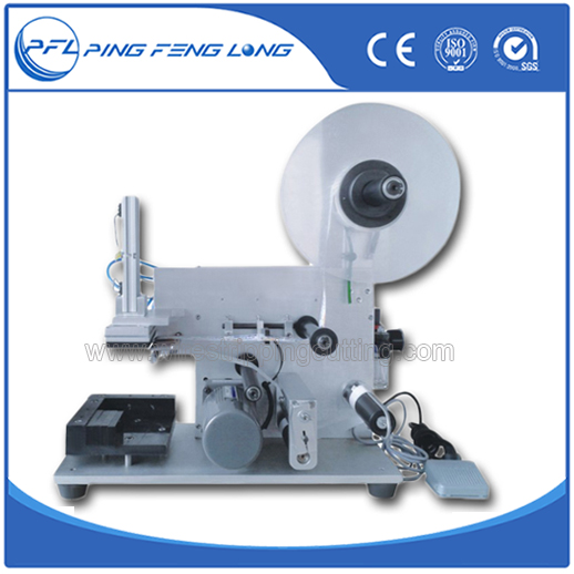 PFL60 Small mini flat labeling machine for small business