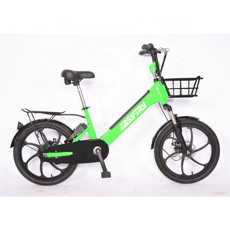 sharing system electric <strong>bike</strong> 20 inch e <strong>bike</strong> with smart lock bicycle