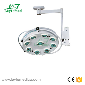 KS09L Topsale hospital medical ceiling shadowless operating lamp for surgical