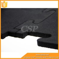 Non Toxic Wear Resistant Crossfit Rubber
