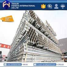 Multifunctional welding electrodes galvanizing steel tubes on alibaba en39 steel tube with CE certificate