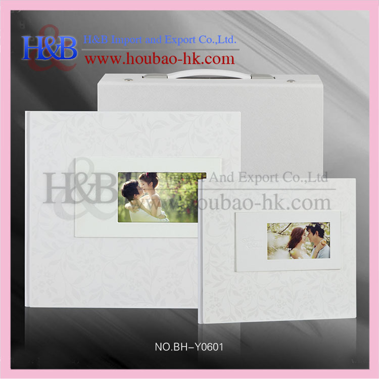voice recording photo album for music photo frame baby, promotional gift