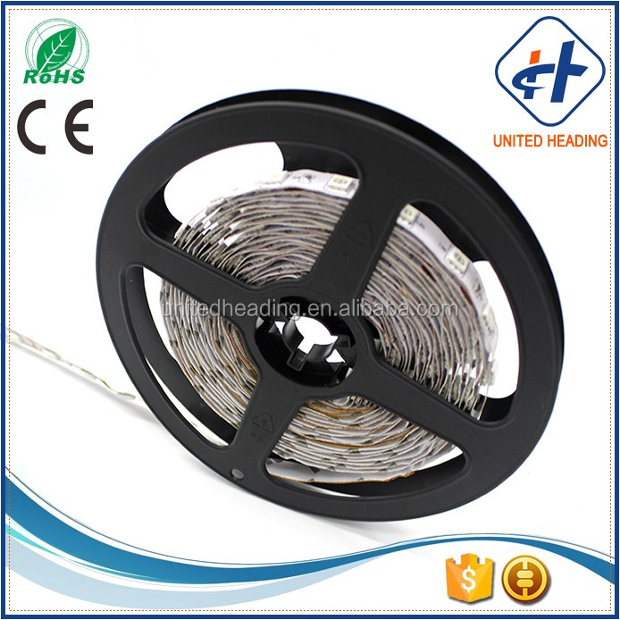 12v 24v best selling products lights 5m 60leds high quality smd 5050 5630 rgb led strip