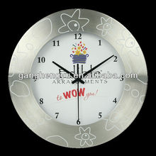 Factory sales classic wall clock,wrist watch wall clock,Metal wall clock