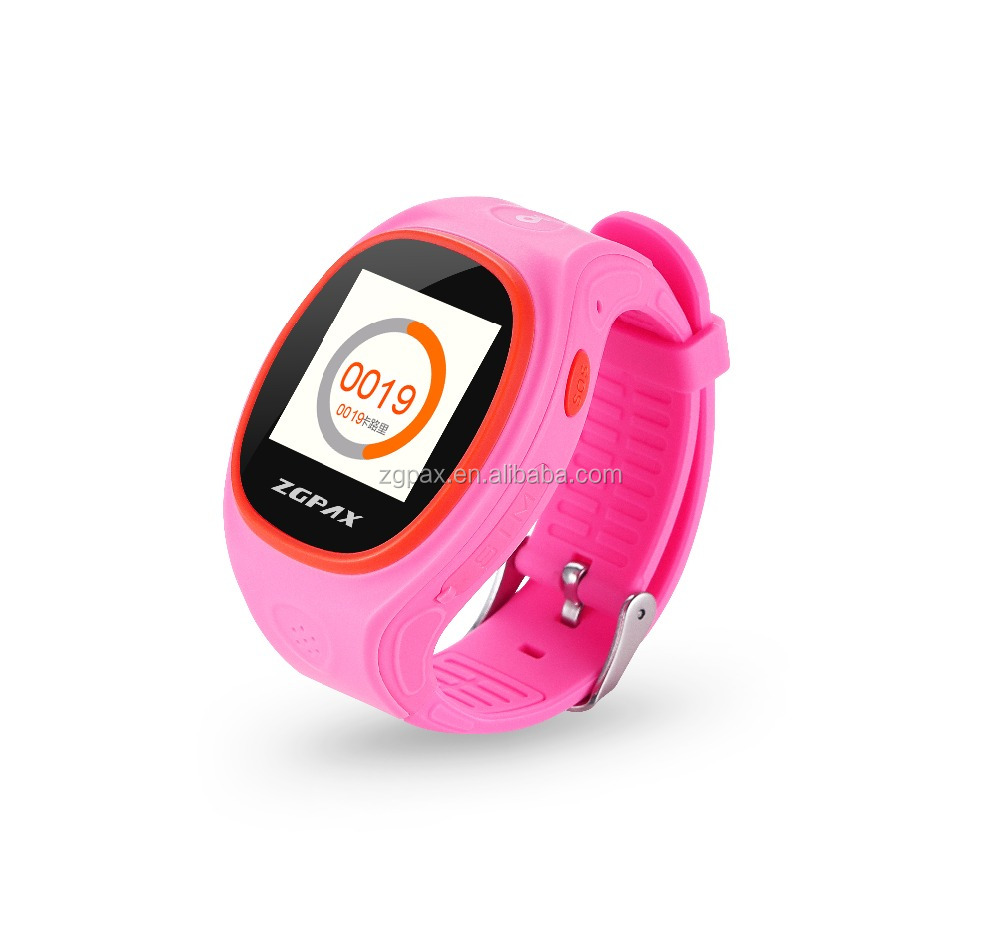 Top Selling kids smart watch phone water proof With GPS tracking and SOS emergency call