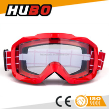 new clear lens motocross googles sport open foam dirt bike goggles