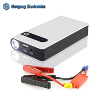 Wholesale emergency tool portable mini power bank car jump starter for 12V gasoline vehicle