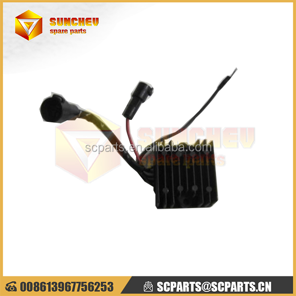 Spare Parts power motorcycle voltage regulator rectifier