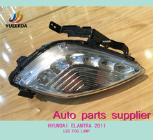 car parts elantra elantra body kit elantra 2011daytime running light,fog lamp