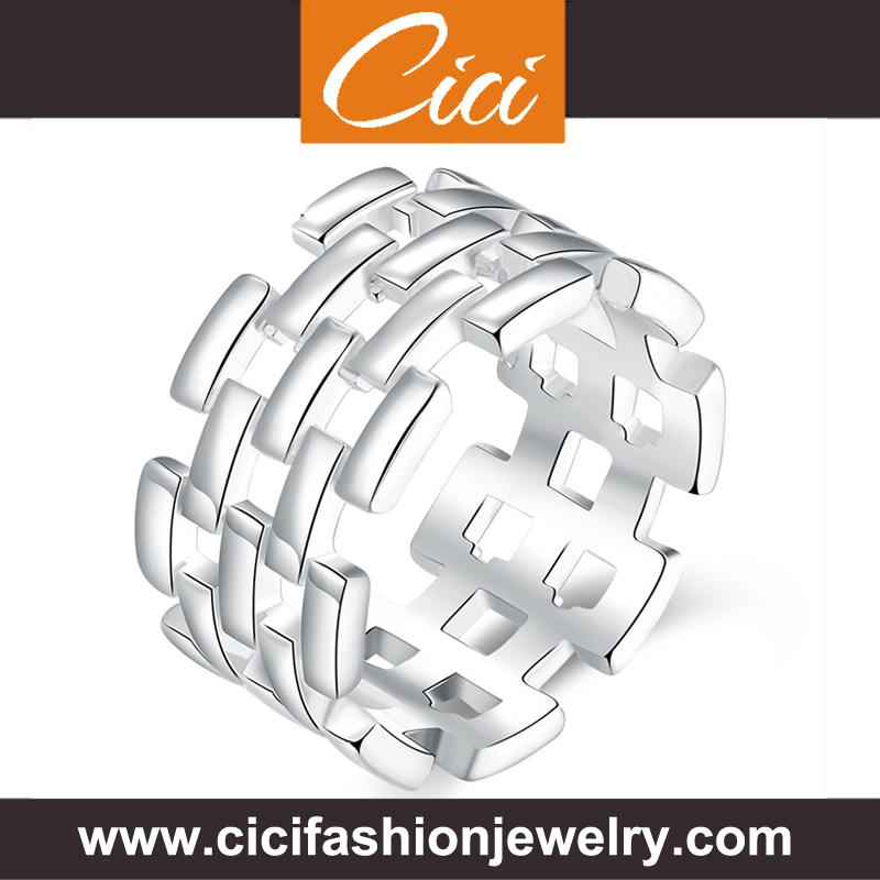 Wholesale High Quality Silver Ring Value Mexico Gm 925 Silver Ring