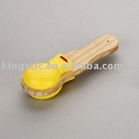 Castanet Musical Instrument Wooden Clappers MI003