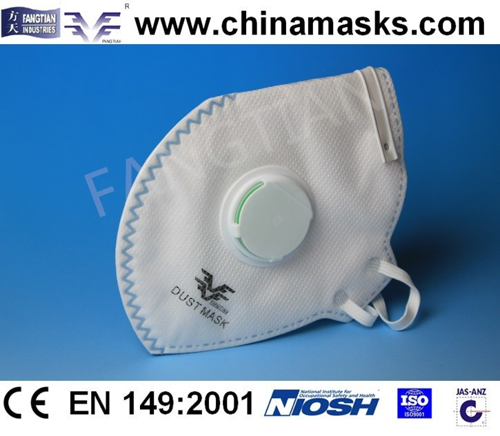 Anti Mers disposable face mask dust mask