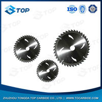 Top quality hard alloy saw blade from Zhuzhou TOP