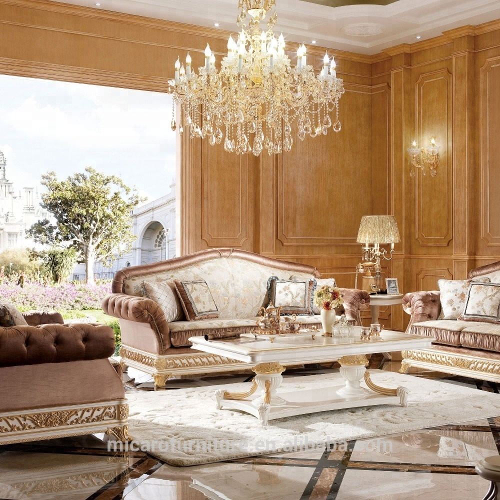 Latest Design French Style Luxury Antique Wood Carved Sofa Living Room  Furniture - Buy Luxury Living Room Furniture,Sofa Living Room  Furniture,Antique ...