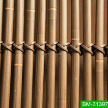 Hand Making Bamboo Look Plastic Raw Rattan Material For Plastic Products