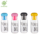 750ml Wholesale tritan travel plastic water bottle