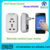 hot selling wifi smart socket with plug / wireless socket controlled by android / ios APP / remote socket control from anywhere