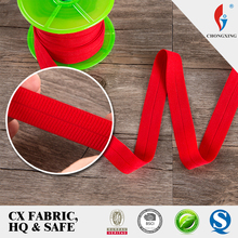 Fantastic Design fabric trim wholesale cotton&polyester fabric ribbon overseas