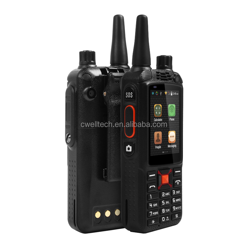 Factory Low Price Alps F22+ 2.4 inch Zello <strong>Android</strong> Walkie Talkie PTT mobile <strong>phone</strong> with walkie talkie