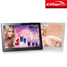 HD display 7 8 10 12 15 15.6 18.5 21.5 inch LED digital picture frame
