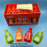 3.8g fruit flavor powder candy in box