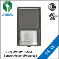 Wholesale high quality 100-240VAC new design 16w led wall pack light