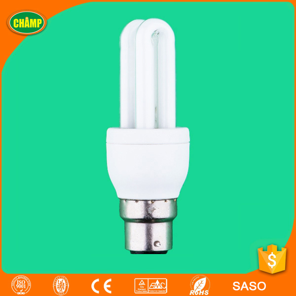 2017 ningbo ISO UL CE LVD EMC RoHS SASO approved E27 15W fluorescent cfl light energy saving lamp electricity saving device