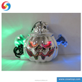 JR4601782 New arrivals holiday party toys Flash light plastic skeleton Light up halloween toy