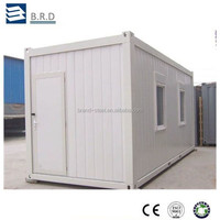 moveable modular container house 20 ft 40 ft