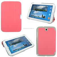 2015 New Hot Selling Cover For Android Tablet For Samsung Note 8 N5100