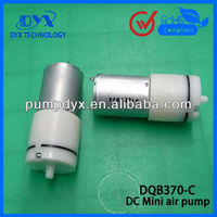 DC 6V mini air pump DQB370-C massage waist belt pump
