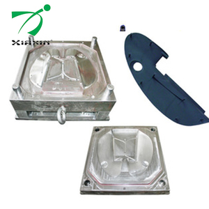 Customized Injection Mould Manufactures Motorcycle Plastic Parts