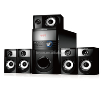 (LY-HT601)Stereo sound 5.1ch multimedia home cinema speaker system of 35W