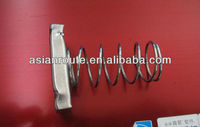 stainless steel spring channel nut with long and short spring