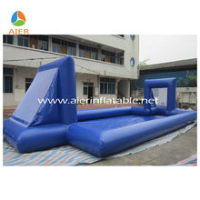 Inflatable football stadium,stadium soapy