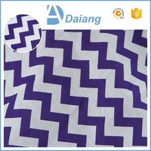 new novelty products wave print cotton stripe blue and white fabric hot items online