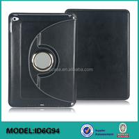 Ever Blue 360 Degree Rotating Custom Flip Leather Tablet Case For Ipad Air 2