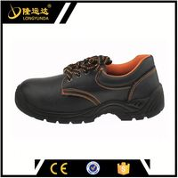 cheap action black leather industrial steel toe safety shoes price in india safety shoes low price buffalo leather safety shoes