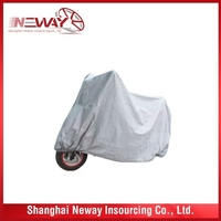 New Wholesale economic uv protective motorcycle cover